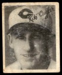 1936 Goudey #10  KiKi Cuyler      Front Thumbnail