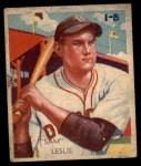 1935 Diamond Stars #68  Sam Leslie   Front Thumbnail