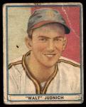 1941 Play Ball #67  Walter Judnich  Front Thumbnail