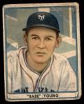 1941 Play Ball #27  Babe Young  Front Thumbnail