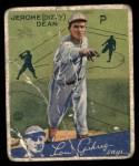 1934 Goudey #6  Dizzy Dean  Front Thumbnail