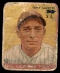 1933 Goudey #31  Tony Lazzeri  Front Thumbnail