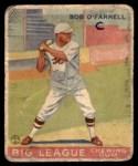 1933 Goudey #34  Bob O'Farrell  Front Thumbnail
