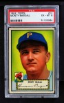 1952 Topps #12  Monty Basgall  Front Thumbnail