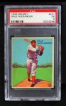 1933 Goudey #221  Dale Alexander  Front Thumbnail