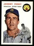 1994 Topps 1954 Archives #63  Johnny Pesky  Front Thumbnail