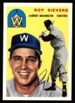 1954 Topps Archives #245  Roy Sievers  Front Thumbnail