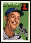 1954 Topps Archives #227  Buster Mills  Front Thumbnail
