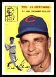 1994 Topps 1954 Archives #7  Ted Kluszewski  Front Thumbnail