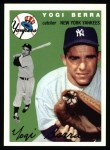 1994 Topps 1954 Archives #50  Yogi Berra  Front Thumbnail