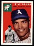1954 Topps Archives #112  Bill Renna  Front Thumbnail