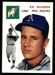 1954 Topps Archives #215  Ed McGhee  Front Thumbnail