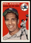 1994 Topps 1954 Archives #17  Phil Rizzuto  Front Thumbnail
