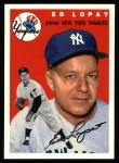 1954 Topps Archives #5  Eddie Lopat  Front Thumbnail