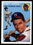 1954 Topps Archives #79  Andy Pafko  Front Thumbnail