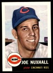 1991 Topps 1953 Archives #105  Joe Nuxhall  Front Thumbnail