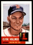 1991 Topps 1953 Archives #32  Clyde Vollmer  Front Thumbnail