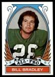 1972 Topps #286   -  Bill Bradley All-Pro Front Thumbnail
