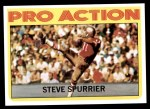 1972 Topps #338   -  Steve Spurrier Pro Action Front Thumbnail