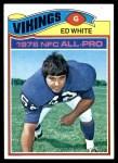 1977 Topps #30  Ed White  Front Thumbnail