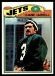 1977 Topps #34  Duane Carrell  Front Thumbnail