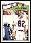 1977 Topps #113  Jack Dolbin  Front Thumbnail