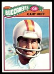 1977 Topps #128  Gary Huff  Front Thumbnail