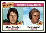1977 Topps #4   Scoring Leaders Front Thumbnail