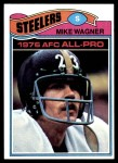 1977 Topps #60  Mike Wagner  Front Thumbnail