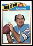 1977 Topps #83  John Hadl  Front Thumbnail
