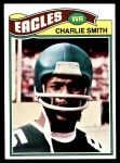 1977 Topps #103  Charlie Smith  Front Thumbnail