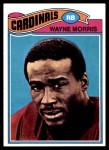 1977 Topps #141  Wayne Morris  Front Thumbnail
