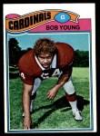 1977 Topps #19  Bob Young  Front Thumbnail