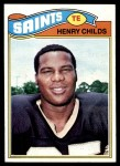 1977 Topps #68  Henry Childs  Front Thumbnail