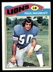 1977 Topps #106  Paul Naumoff  Front Thumbnail