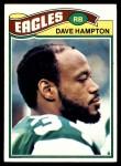 1977 Topps #126  Dave Hampton  Front Thumbnail