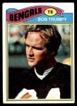 1977 Topps #135  Bob Trumpy  Front Thumbnail