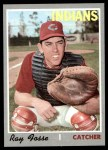 1970 Topps #184  Ray Fosse  Front Thumbnail