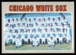 1970 Topps #501   White Sox Team Front Thumbnail