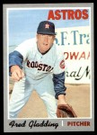 1970 Topps #208  Fred Gladding  Front Thumbnail