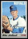 1970 Topps #187  Mike Hedlund  Front Thumbnail