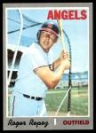 1970 Topps #397  Roger Repoz  Front Thumbnail