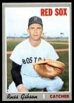 1970 Topps #237  Russ Gibson  Front Thumbnail