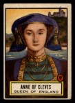 1952 Topps Look 'N See #102  Anne of Cleves  Front Thumbnail
