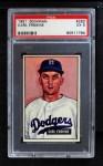1951 Bowman #260  Carl Erskine  Front Thumbnail