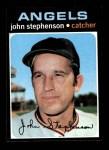 1971 Topps #421  John Stephenson  Front Thumbnail