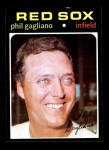 1971 Topps #302  Phil Gagliano  Front Thumbnail