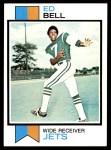 1973 Topps #209  Ed Bell  Front Thumbnail