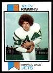 1973 Topps #245  John Riggins  Front Thumbnail