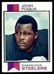 1973 Topps #264  John Fuqua  Front Thumbnail
